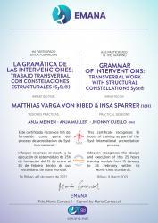 diploma EMANA